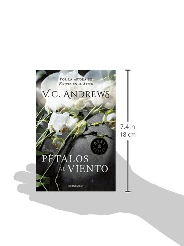 Petalos al viento / Petals on the Wind (Dollanganger) (Spanish Edition): V.C. Andrews: 9788497596640: Amazon.com: Books