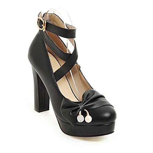 Jefe Chica Los black Los Pintada Zapatos Verano Alto Mujer nbsp;11Cm Versátil Que De Y Y GTVERNH Primavera De La De Siguió De Tacón Zapatos Zapatos Audaces El Correas Con Cuero 65xgyCCw4q