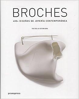 d58fb0a36d2f 400+ diseños de joyería contemporánea  Amazon.es  Nicolas Estrada  Libros