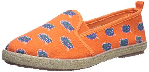 Florida Espadrille Canvas Shoe - Womens Large (Best Shoes For Florida)