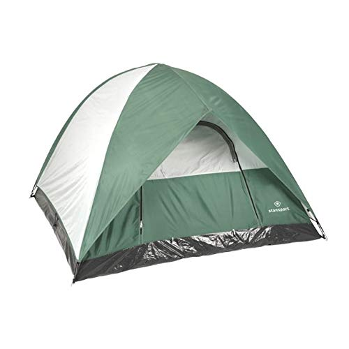 (Stansport McKinley Dome Tent (Forest Green))