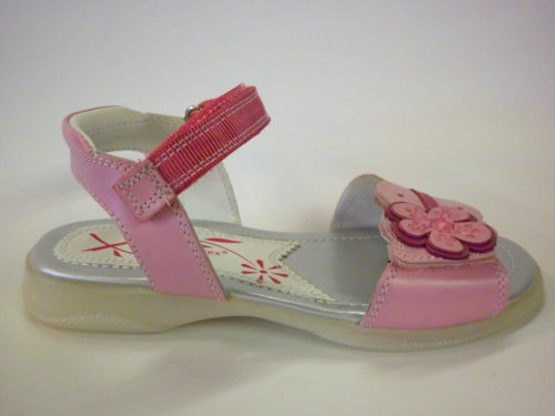 Hush Puppies - Sandalias de vestir para niña rosa Pale Pink