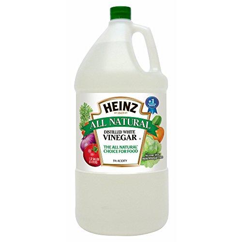 Heinz White Vinegar Distilled 1.32 gallons (169 oz) by Heinz
