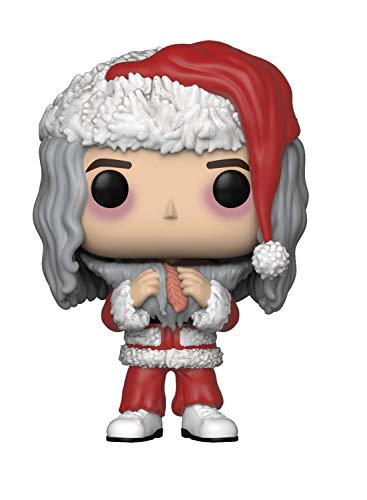 Funko Pop Movies: Trading Places - Santa Louis with Salmon Collectible Figure, Multicolor