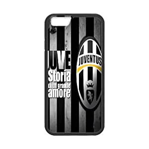 iPhone 6 Plus 5.5 Inch Cell Phone Case Black Juventus Phone Case For Women Plastic CZOIEQWMXN19900