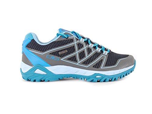 CMP Mesh Nash Trail Trekkingschuh Ortholite® 3Q47166 Wanderschuh Gr 38 Shoe grau rrwf6OZq