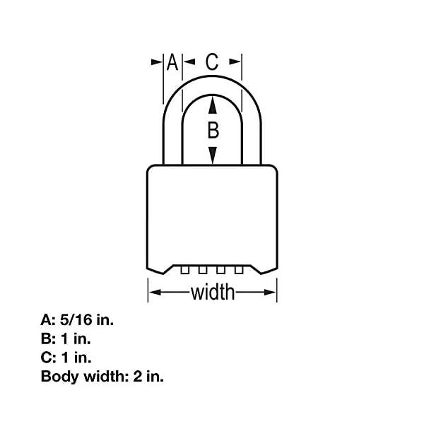 Master-Lock-178D-Locker-Lock-Set-Your-Own-Combination-Padlock-1-Pack-Black