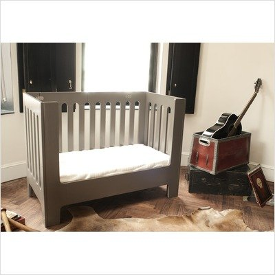 Alma Papa Bed Rail in Frost Grey