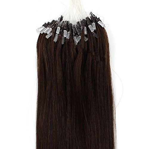Amazon 18 remy loops micro rings beads tipped human hair 100s 16 18 20 22 24 pmusecretfo Images