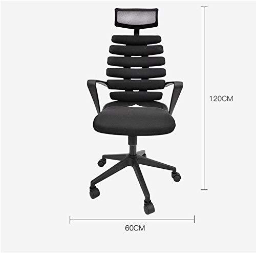 ZXL svängbar kontorsstol med justerbart armstöd korsstöd nackstöd svängbar uppgift skrivbordsstol ergonomisk datorstol hög rygg nät kontorsstol dator kontorsstol