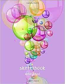 Sketchbook spiral bound: A Blank Drawing Book(unruled