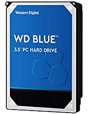 Western Digital 3TB 5400 RPM Blue PC Desktop Hard Drive, 3000, WD30EZRZ