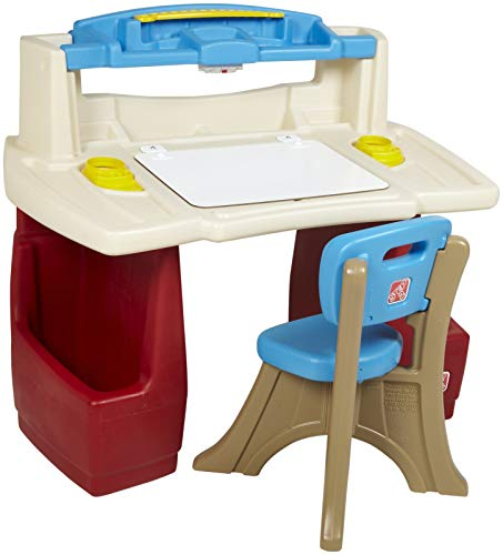 Step2 Deluxe Art Master Kids Desk]()