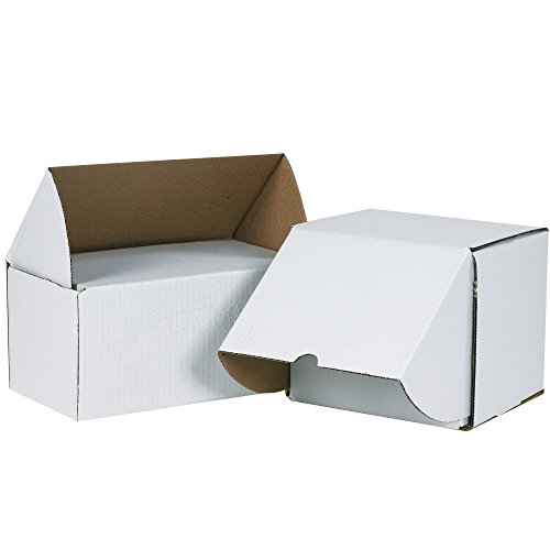 Aviditi MEZ765 Corrugated Outside Tuck Mailer, 7-5/8