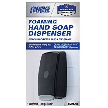 Proforce - Members Mark Commercial Foaming Hand Soap Dispenser by ProForce