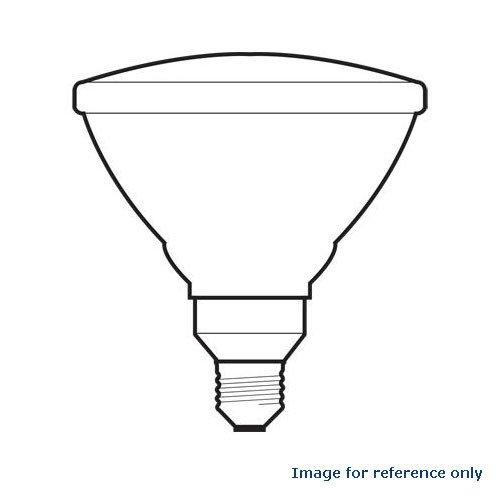 Philips 144790 MasterColor 25-Watt PAR38 Integrated Ceramic Metal Halide HID Light Bulb