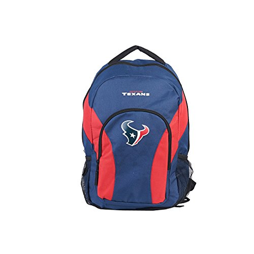 Officially Licensed NFL Houston Texans Draftday Backpack - Nfl Draft Houston Texans
