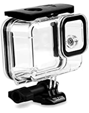 AFAITH Waterproof Case for GoPro Hero 10/9 Black, Underwater Diving Photography Protective Housing Shell Cover for GoPro Hero 10/9 Black