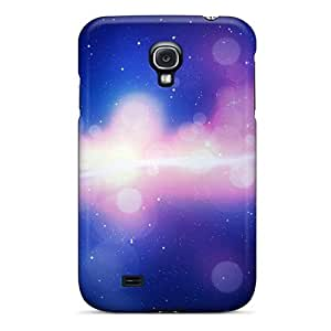 Protection Case For Galaxy S4 / Case Cover For Galaxy(space Lights)