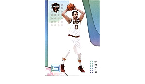 931199f3ddc88 Amazon.com: 2018-19 Panini Status NBA Basketball Card #46 Kevin Love ...
