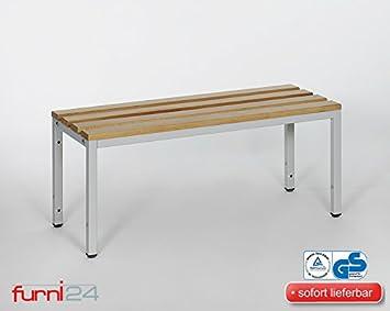 Furni 24 Umkleidebank Garderobenbank Sportbank Sitzbank Für Umkleide