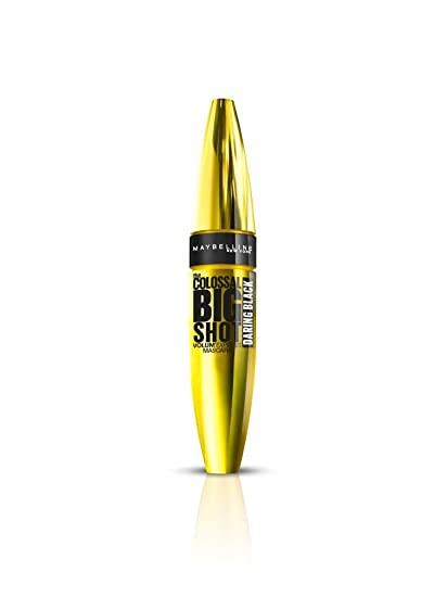 4783196af5f Maybelline New York Mascara Colossal Big Shot Daring Black: Amazon ...