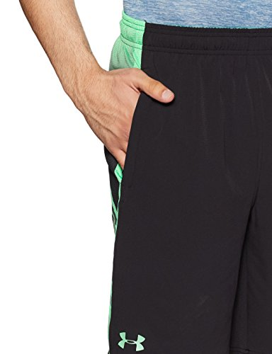 Under Men's Shorts Armour Vapor Black Green Supervent 4wr4qR