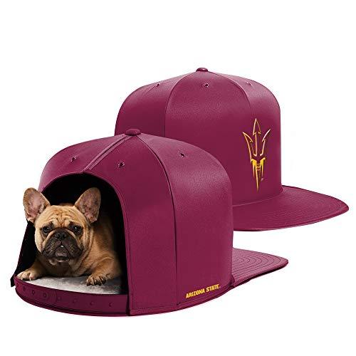 NAP CAP Arizona State University Team Indoor Pet Bed (Large) by NAP CAP (Image #7)