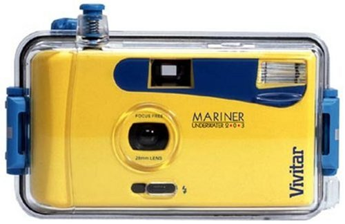 Vivitar Mariner Underwater 35mm Camera