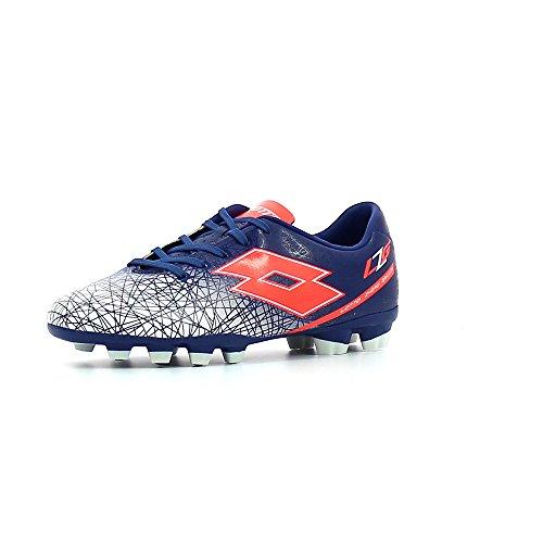 Loto Unisexe Bébés Lzg Viii 700 Fgt Jr Chaussures De Football Azul / Rojo (blu De Twi / Fl Rouge)