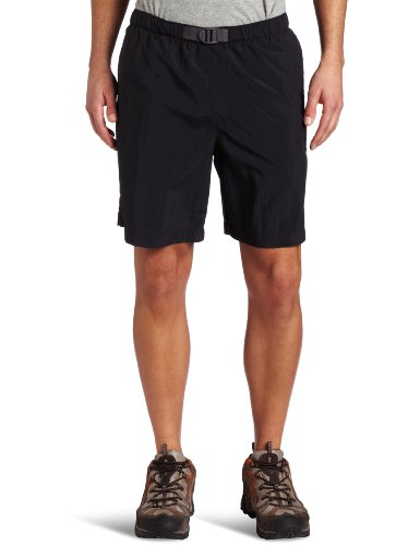 Columbia Men's Whidbey II Hybrid Water Swim Short, Black, X-Large/6