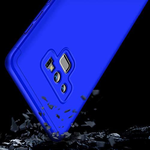 Bleu Coque Samsung PC Intgrale Scratch Anti 1 Housse Ultra Protection Galaxy 9 pour Ultra Note 9 Case Mince Etui Anti en Note Lger Galaxy 360 3 Premium Bumper Choc 8Crwxf8dq