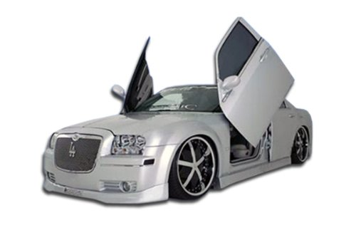 Duraflex ED-VLN-304 Elegante Body Kit - 4 Piece Body Kit - Compatible For Chrysler 300C 2005-2010