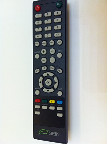 seiki tv remote
