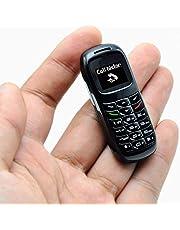 Mini kleinste mobiele telefoon BM70, Mini Wireless Dialer, Bluetooth Tiny Headset (zwart)