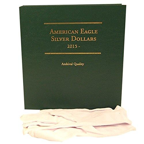 Littleton American Silver Eagles 2015-Date Album - Date Coin Album Littleton