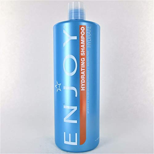 Great Hair Hydrating Shampoo - Enjoy Sulfate Free Hydrating Shampoo, 33.8 fl oz