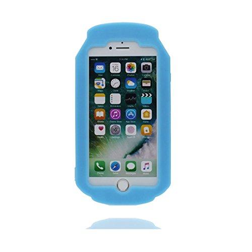 Coque iPhone 7 Plus, Housse Case Étui pour iPhone 7 Plus, 3D Beverage Can TPU Material Flexible iPhone 7 Plus Case (5.5 pouces), Résistant aux rayures et ring Support de téléphone