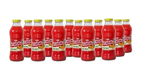 Grace Medley - Grace Tropical Rhythms Bottled Juice Reggae Medley 12-pack