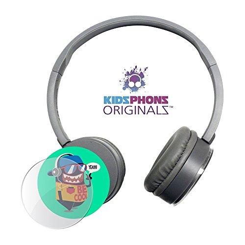 Ergoguys Headphones Wired jack KPCC GRY product image
