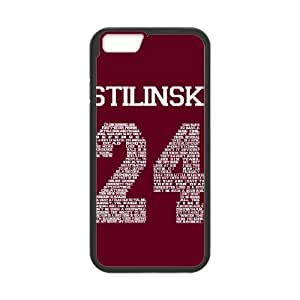 iPhone 6 Plus 5.5 Inch Custom Cell Phone Case Teen Wolf Stiles Stilinski Case Cover WWFG34888