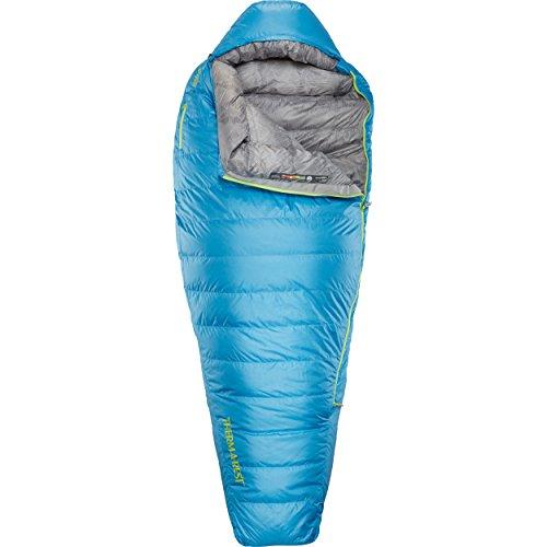 Therm-a-Rest Questar 0-Degree Lightweight Down Mummy Sleeping Bag, Long