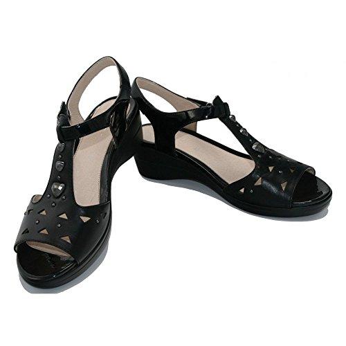 Stonefly , Chaussures de ville à lacets pour homme noir