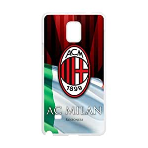 AC Milan ROSSONERI Cell Phone Case for Samsung Galaxy Note4