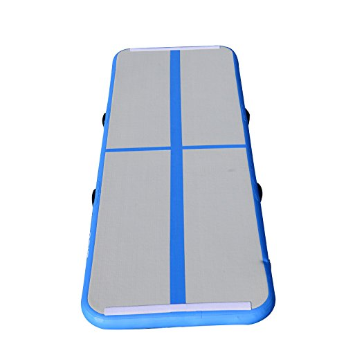 Inflatable GYM Mat Home Air Floor Inflatable Tumbling Mat for Gymnastics Inflatable Air Track