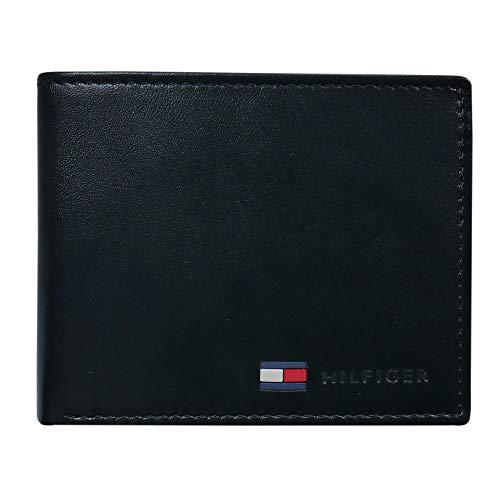 Tommy Hilfiger Men's 31TL25X020, Black, One Size