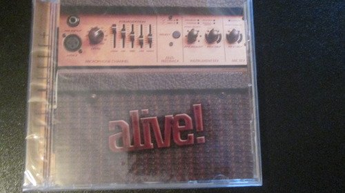 Alive! Amplified Sounds of Columbus 2008 CD Kyle Sowashes Young Wise Greenlawn Abbey Roseships