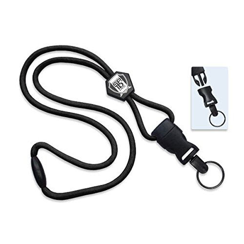 Specialist ID Ultimate Heavy Duty Breakaway Lanyard with Detachable Key Ring SPID-2541, Packaged and Sold Individually