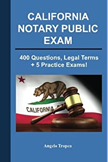 California state notary public a guide and reference manual mr california notary public exam ccuart Images