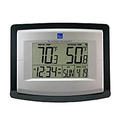 La Crosse Technology WS-8500U-IT Wireless Temperature Station with Solar Sensor